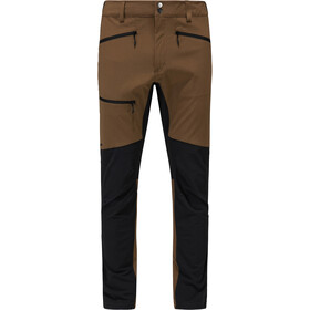 Haglöfs Rugged Flex Bukser Herrer, teak brown/true black